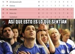 Enlace a Los nuevos fans del Chelsea están alucinando