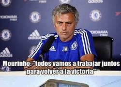 Enlace a ¡Estamos en eso Mourinho!