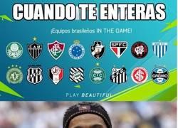 Enlace a ¡Al final veremos a Ronaldinho en el FIFA!