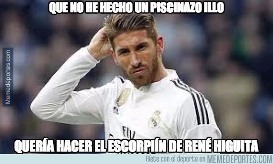 686352 - Mientras tanto, Ramos...