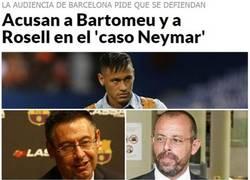Enlace a Todavía siguen hablando sobre el caso Neymar