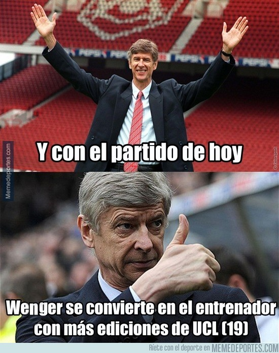687491 - Wenger rompiendo récords