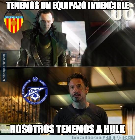 687779 - El Valencia no puede contra Hulk