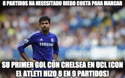 Enlace a Adiós a la mala racha de Diego Costa