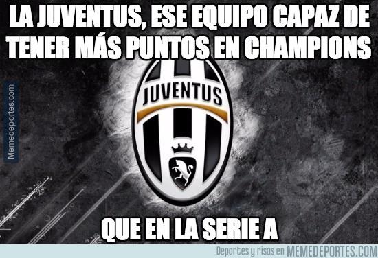 688245 - La Juventus, con más puntos en Champions que en Serie A