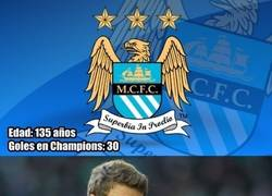 Enlace a No se si Müller es muy bueno en Champions, o el City es muy malo