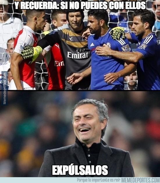 689943 - La táctica de Mourinho