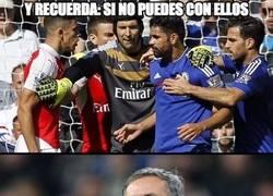 Enlace a La táctica de Mourinho
