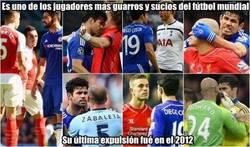 Enlace a Diego Costa es invisible para los árbitros