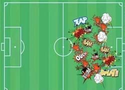 Enlace a El mapa de calor de Diego Costa ante el Arsenal