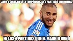 Enlace a Benzema, uno de los jugadores más infravalorados del mundo