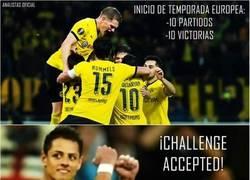 Enlace a No hay reto imposible para Chichadios