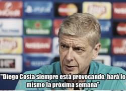 Enlace a Las declaraciones Mourinho y Wenger después del partido. Vuelta a empezar