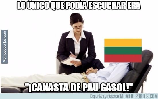 691855 - Pau Gasol es una pesadilla para todos