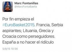 Enlace a Eurobasket 2015: donde empezó todo... Roncero, tienes competencia