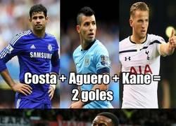 Enlace a Martial, con mejor registro que los últimos 3 goleadores de la Premier