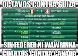 Enlace a Por Copa Davis, Bélgica te hará una oferta que no podrás rechazar