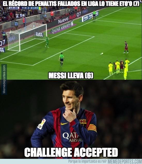 693087 - Messi va a por otro récord