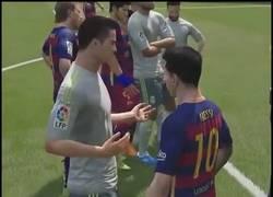 Enlace a GIF: Cristiano quiere tirar todos los penaltis, hasta en los videojuegos