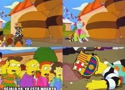 Enlace a El Celta sin piedad con el Barça