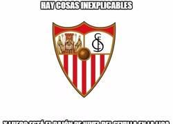 Enlace a Irreconocible el Sevilla