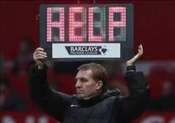 Enlace a Brendan Rodgers ya no sabe qué hacer con el Liverpool