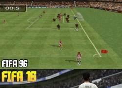 Enlace a La evolución del FIFA en 20 años