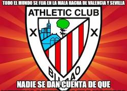 Enlace a Terrible arranque del Athletic