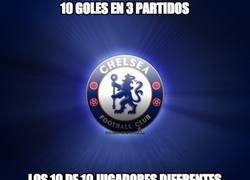Enlace a En el Chelsea marcan hasta los del banquillo