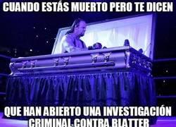 Enlace a Como Blatter vaya a la cárcel...