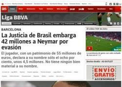 Enlace a El padre de Neymar está en todas