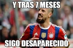Enlace a ¿Qué ha pasado con Ribery?