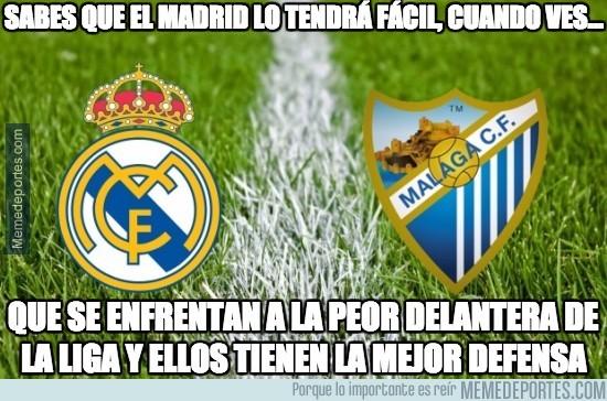 696634 - Sabes que el Madrid lo tendrá fácil...