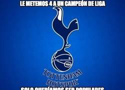Enlace a El Tottenham sigue modas