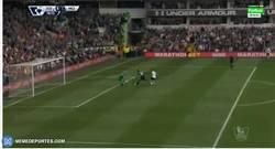 Enlace a GIF: El golazo de Lamela que pone el 4-1 ante el City, locura
