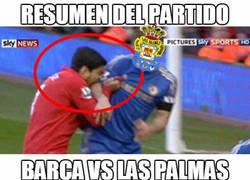 Enlace a Resumen del Barça - Las Palmas