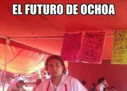 Enlace a El futuro de Ochoa