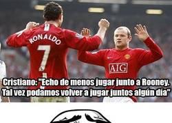 Enlace a ¿Una posible vuelta de Cristiano al Manchester United?