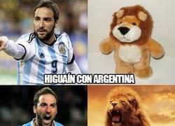 Enlace a El Cambio de Higuaín en la Serie A