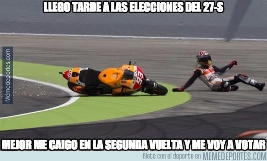 698253 - La caída de Marc Márquez tenía una razón