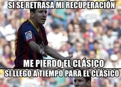 Enlace a El dilema de Messi
