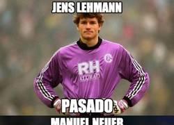 Enlace a La porteria de Alemania, protegida por la cantera del Schalke.