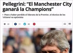 Enlace a El Manchester City ganará la Champions