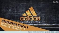 Enlace a REMEMBER: Grandes anuncios de fútbol (Parte 2/4 - Adidas)