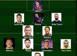 Enlace a El Barça podría hacer un XI solo de sancionados y lesionados esta temporada