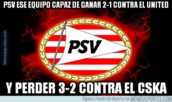 701100 - Lógica muy loca del PSV en Champions