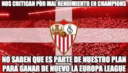 Enlace a El plan del Sevilla está claro