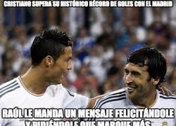 Enlace a Cristiano supera su histórico récord de goles con el Madrid