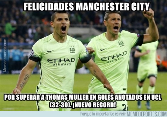 701199 - Un nuevo logro del Manchester City