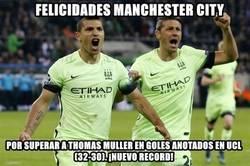 Enlace a Un nuevo logro del Manchester City